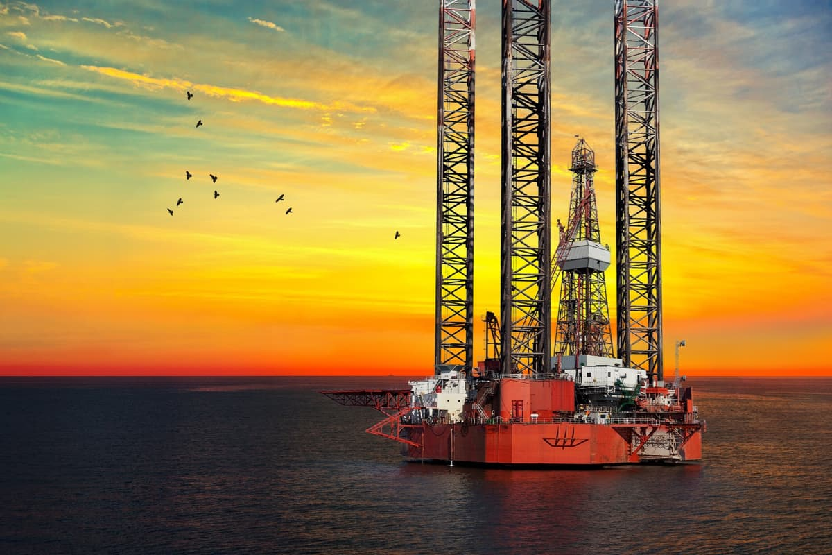 Oil Rig and platform surveys performed on drilling rigs and platforms