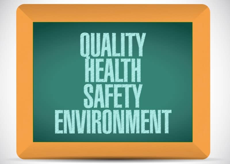Quality, Health, Safety And Environment